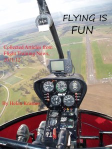 flying is fun, cover