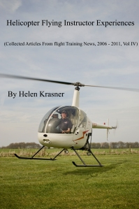 Helicopter Instructor Flying Experiences COVER