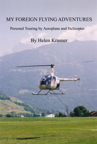 my foreign flying adventures cover